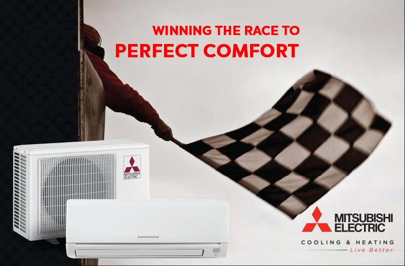 Mitsubishi electric heat pump systems